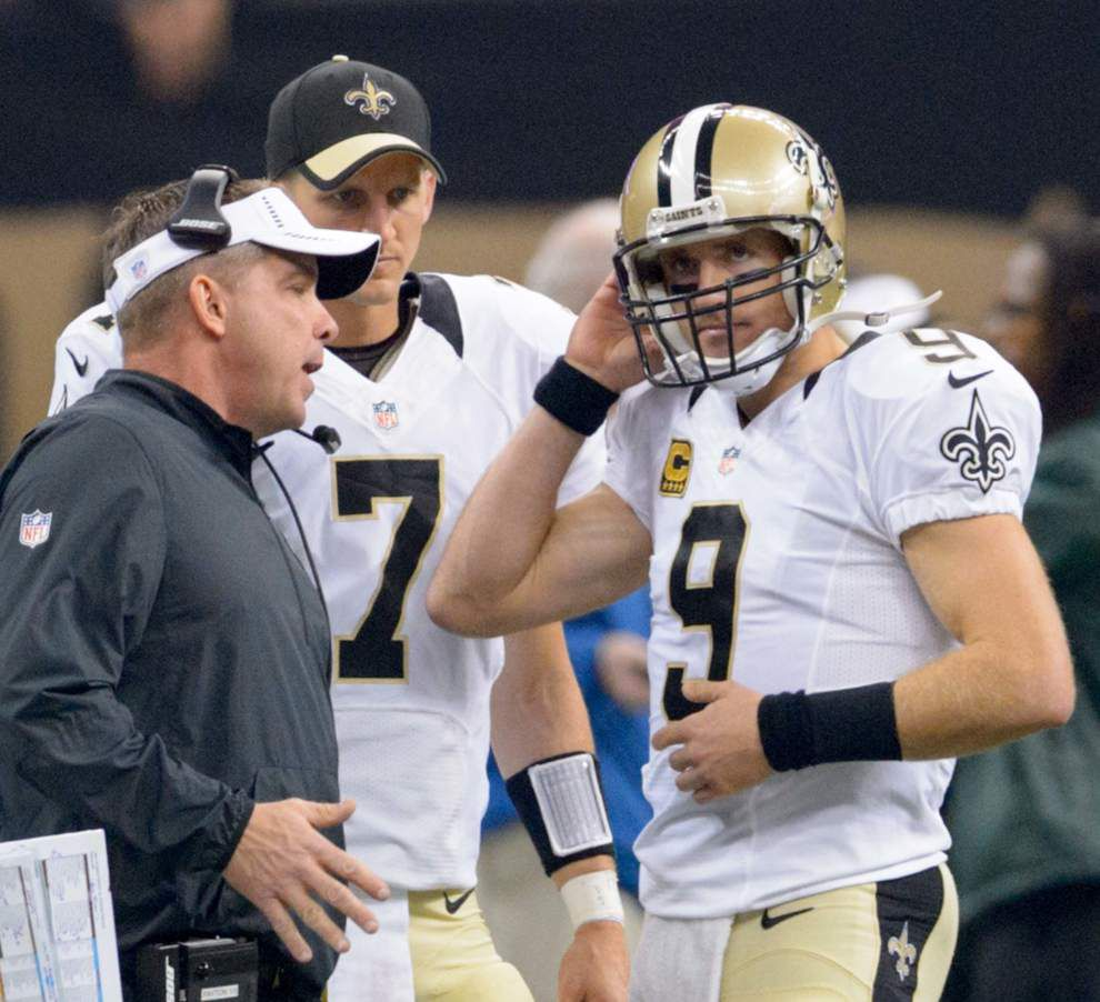 Even in afterglow of big win over Falcons, Saints know there's still plenty work to do _lowres