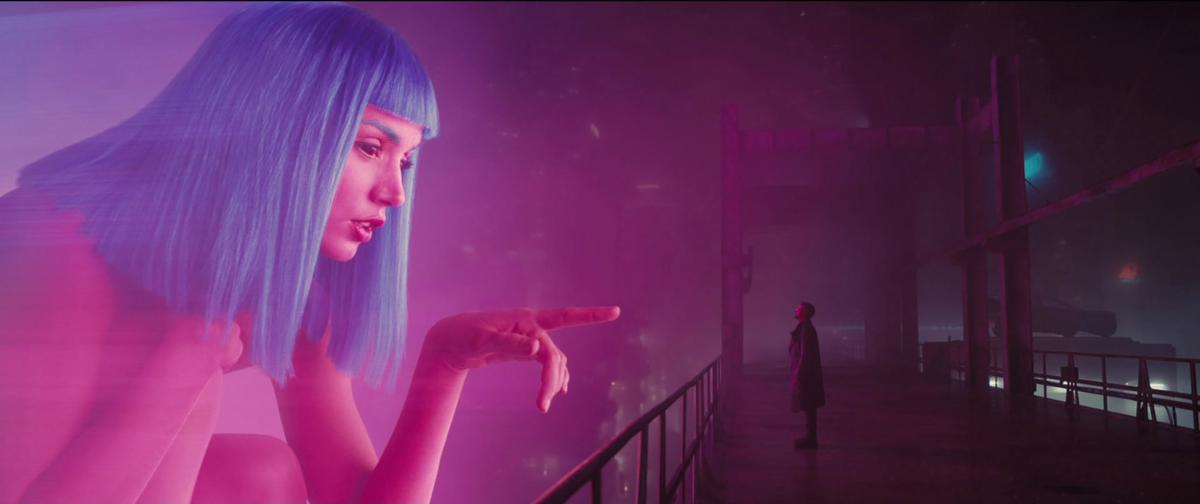 'Blade Runner 2049' still for Red