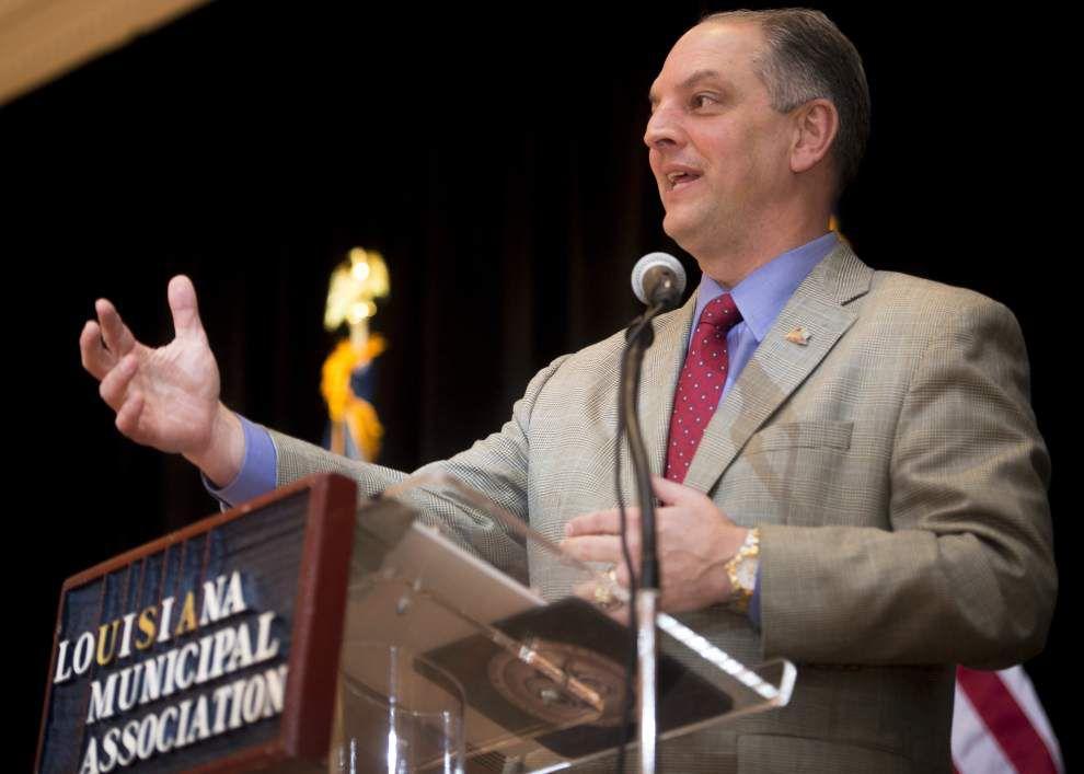 Gov. John Bel Edwards defends state sales tax hike as only big-ticket option _lowres