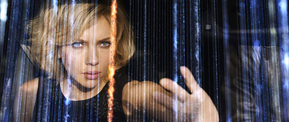 The Big Brain Theory  'Lucy' is latest thrill ride from female-friendly director Luc Besson _lowres