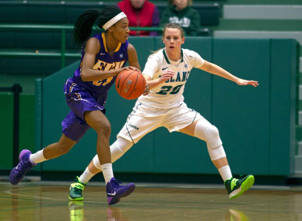 Tulane women take first step against Mississippi Valley State _lowres