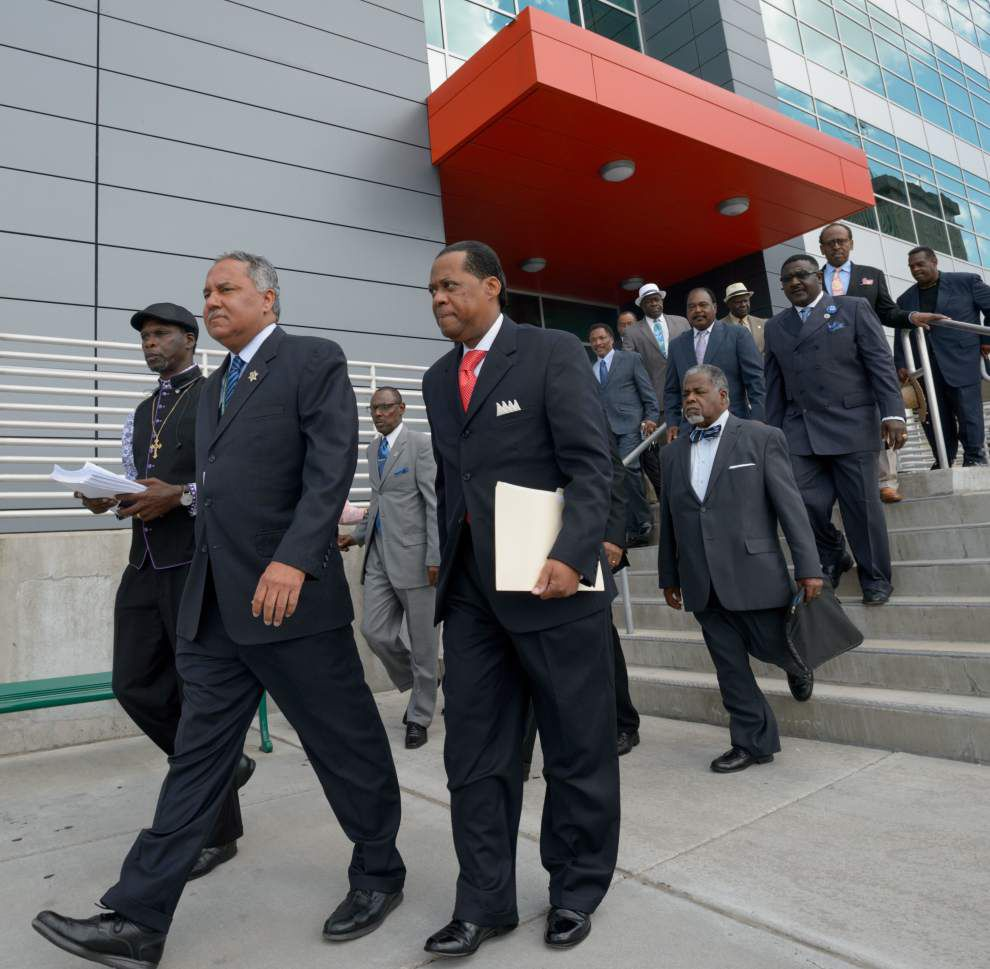 Sheriff Marlin Gusman rejects claims of chaos at New Orleans jail: 'Couldn't be further from the truth' _lowres
