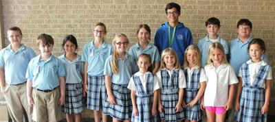 St. Christopher School spelling champions chosen in Metairie _lowres