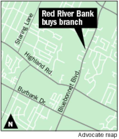 Red River Bank buys Home Bank branch _lowres