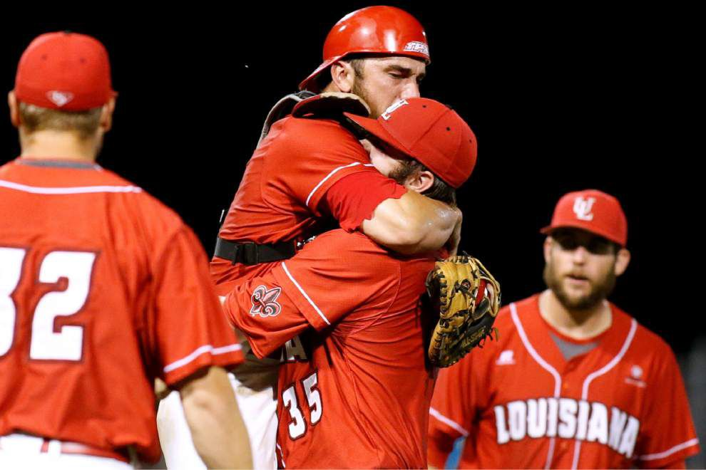 East: Ragin' Cajuns' regional title a testament to Tony Robichaux, 'grinders' _lowres
