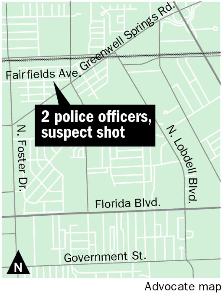 Latest: Police identify officers involved in fatal shooting of suspect; DA says video shows actions justified _lowres