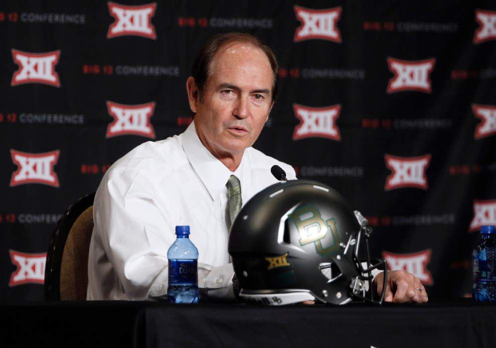 Baylor says it will investigate its handling of the Sam Ukwuachu case _lowres