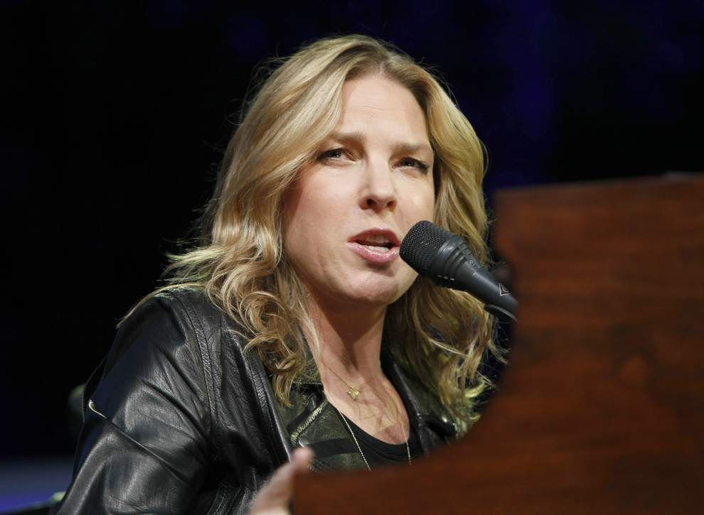Jazz pianist Diana Krall still loves that smooth '70s sound _lowres