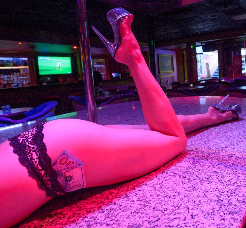 Barely Legal Strip Club