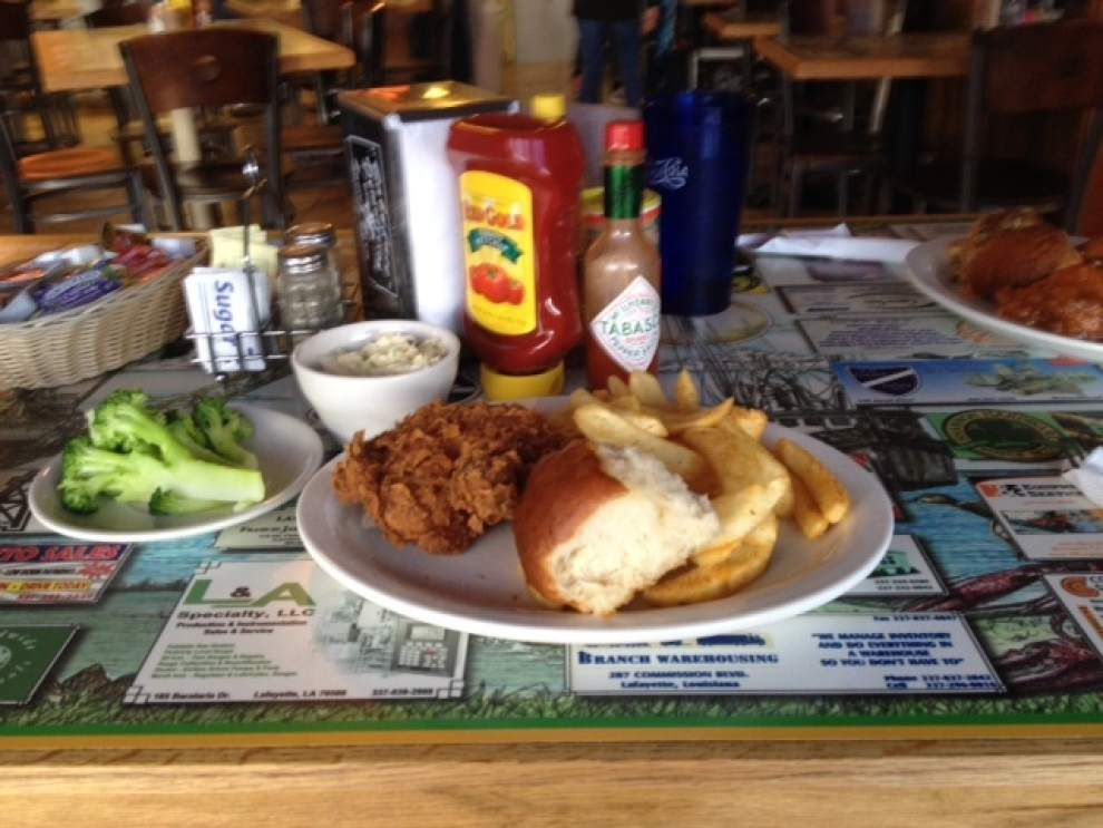 Review: Enjoying 'zydeco cooking' at T-Coon's _lowres