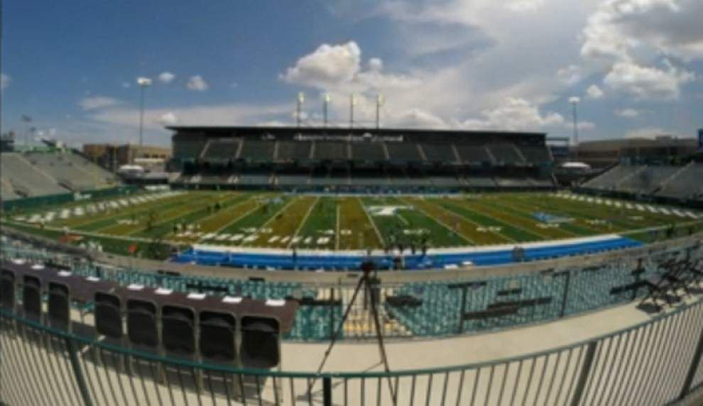 Tulane's Yulman Stadium fills for first time _lowres
