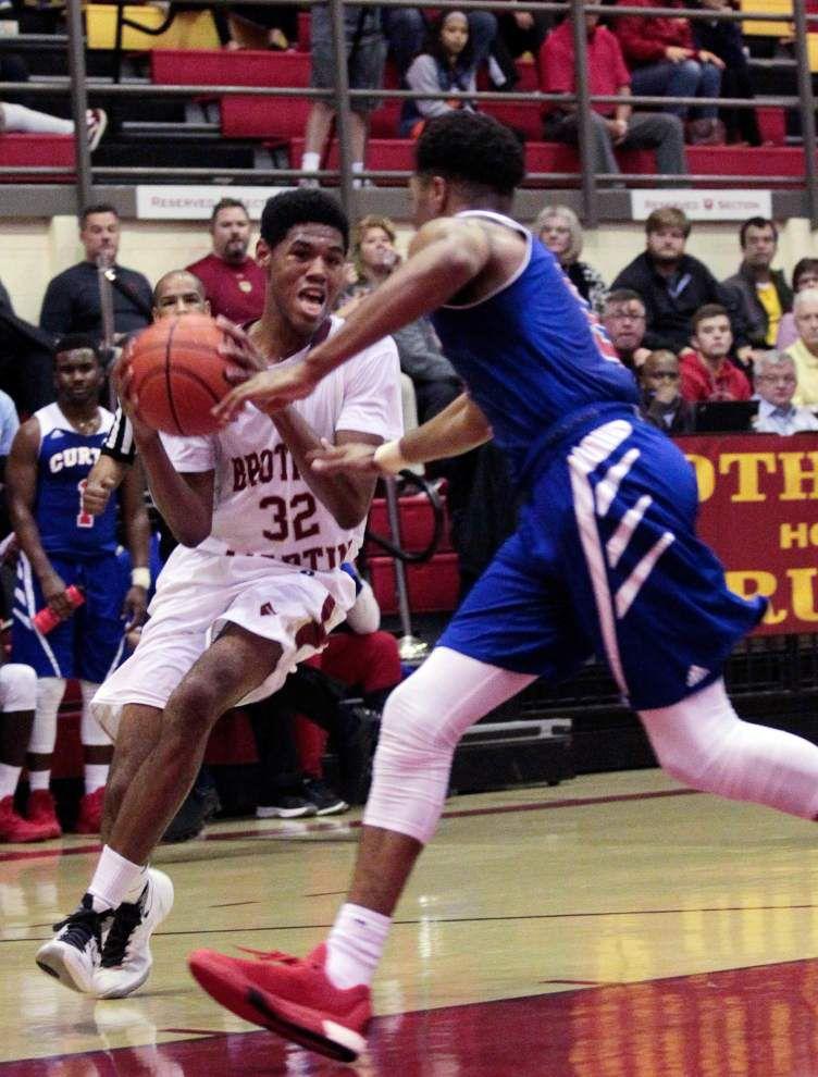 John Curtis wins boys basketball debut in Catholic League _lowres