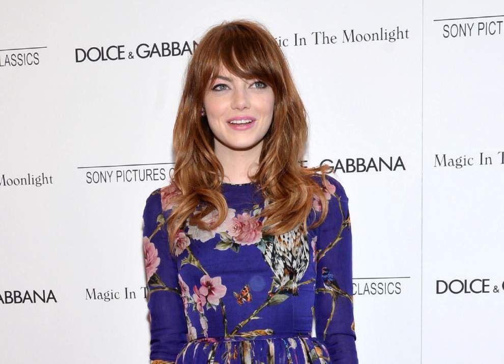 Emma Stone to enter 'Cabaret' on Broadway _lowres
