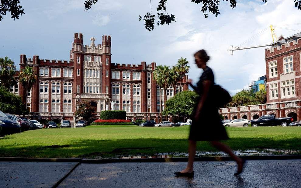 Loyola announces academic reorganization _lowres