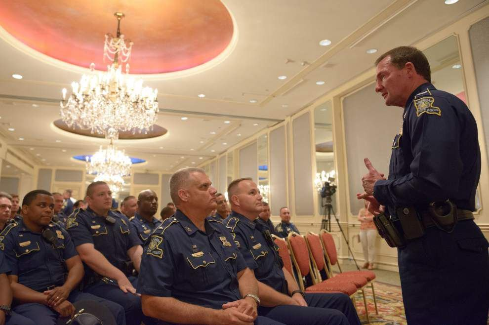 Louisiana State Police in line for 30 percent pay raise; Friday a key date for proposal _lowres