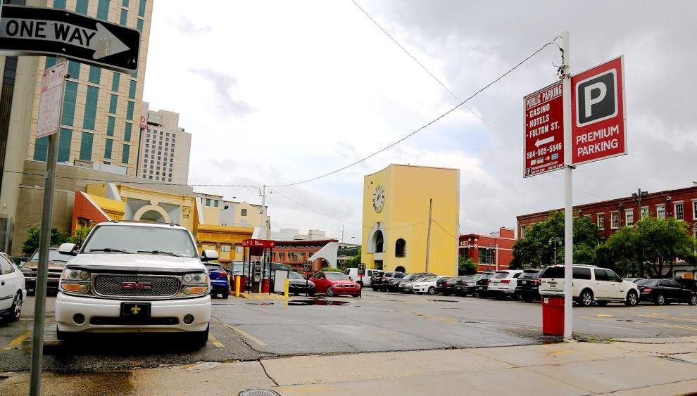 New Orleans looks to redevelop Piazza d'Italia site _lowres