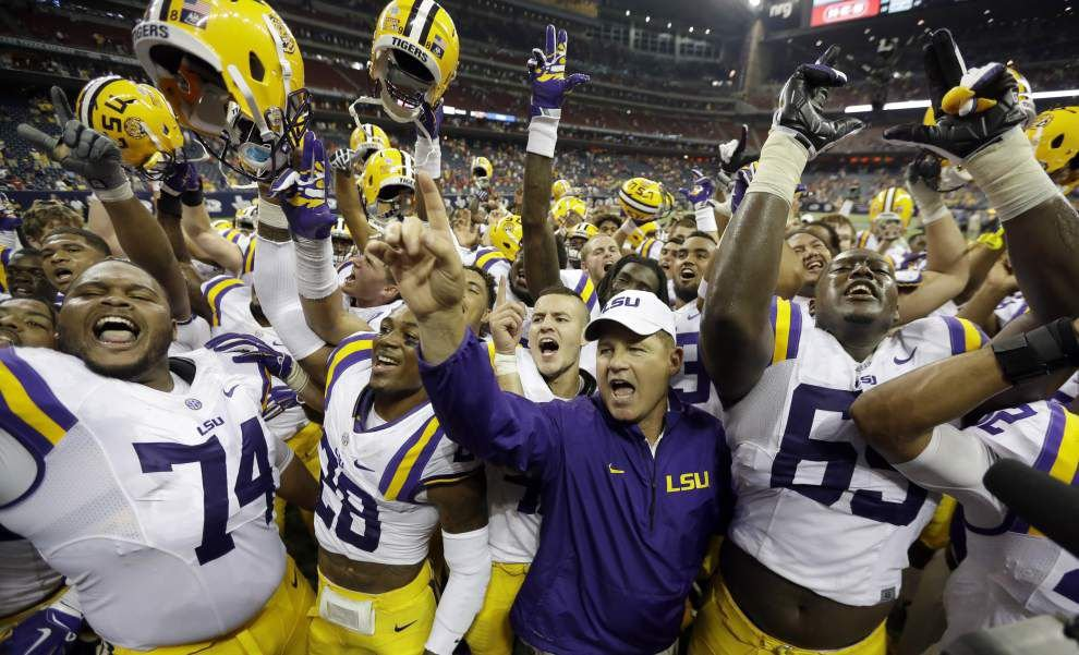 LSU 28, Wisconsin 24: Three and out _lowres