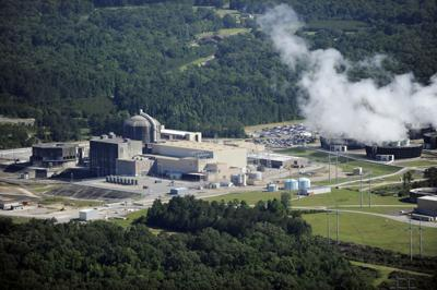 River bend Nuclear Power Plan