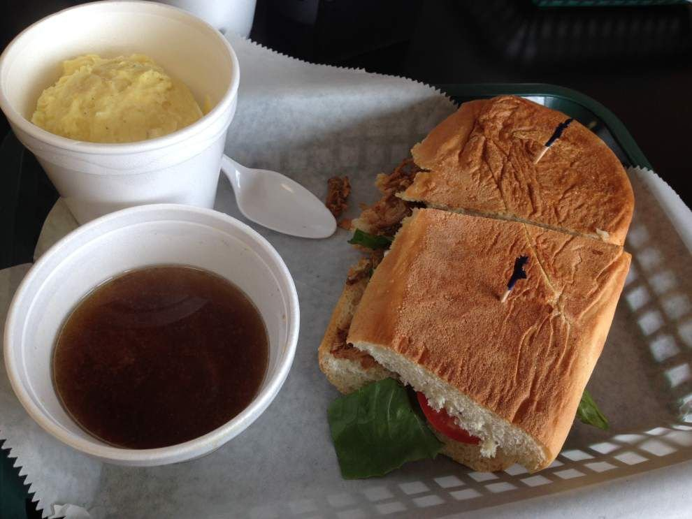 Review: John Michael's Good Eats piled with delicious choices _lowres
