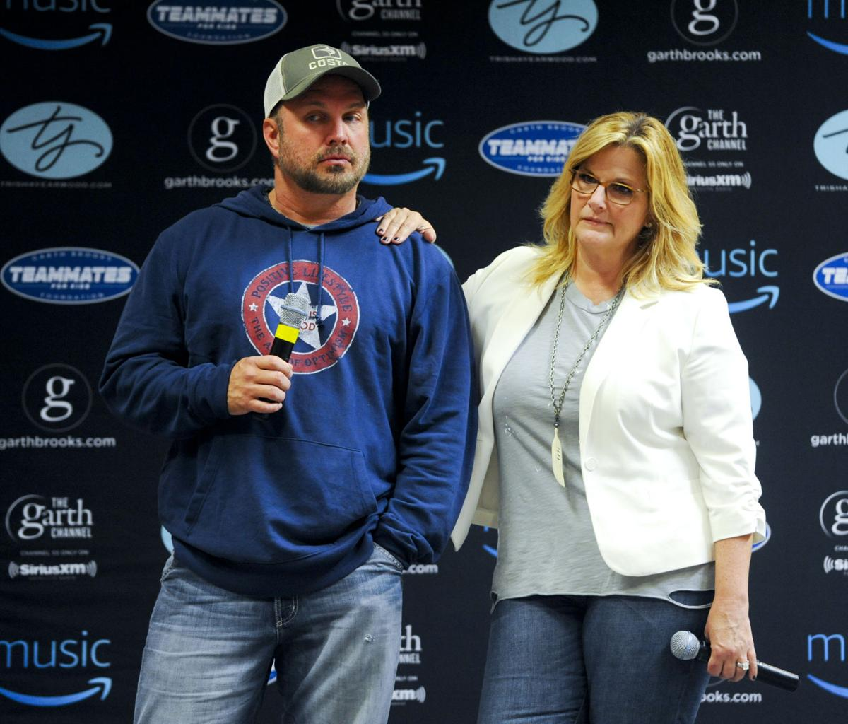 Garth Brooks to shake up each concert during his five-day ...
