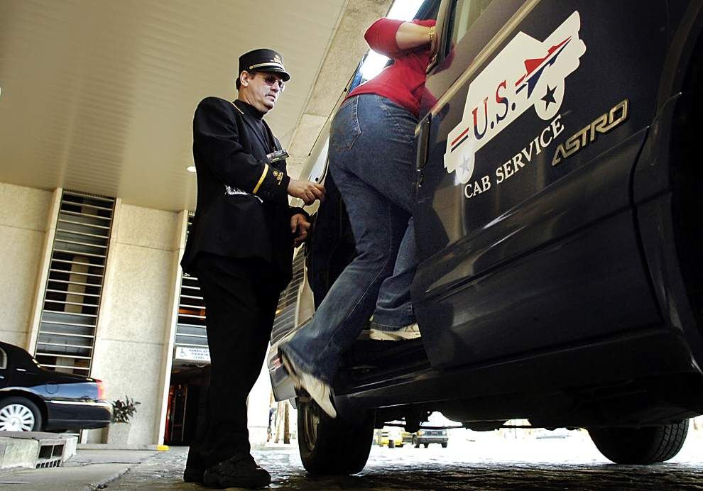 Taxi rates go up across New Orleans area; rate increase approved by council this summer _lowres