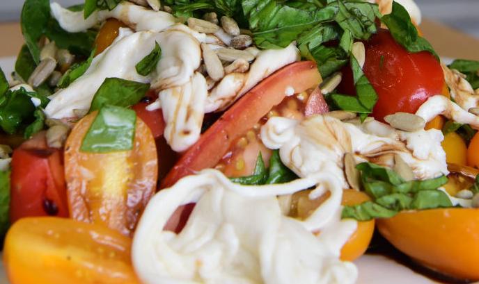 Iacovone_Kitchen_and_fresh_Mozzarella_tomato_salad_002.JPG