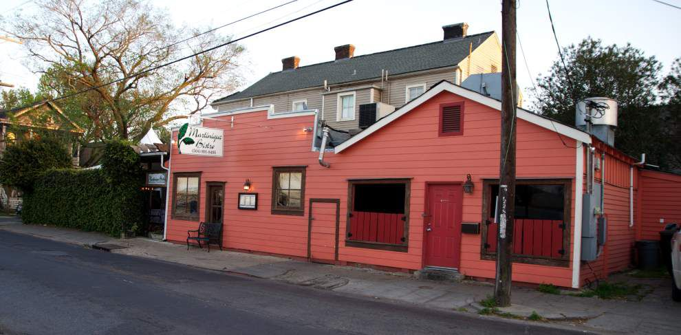 Martinique Bistro on Magazine Street closes but will reopen with new identity _lowres