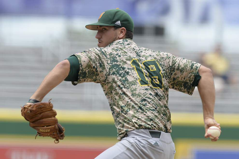 Tate Scioneaux, Southeastern Louisiana 'keep competing' _lowres
