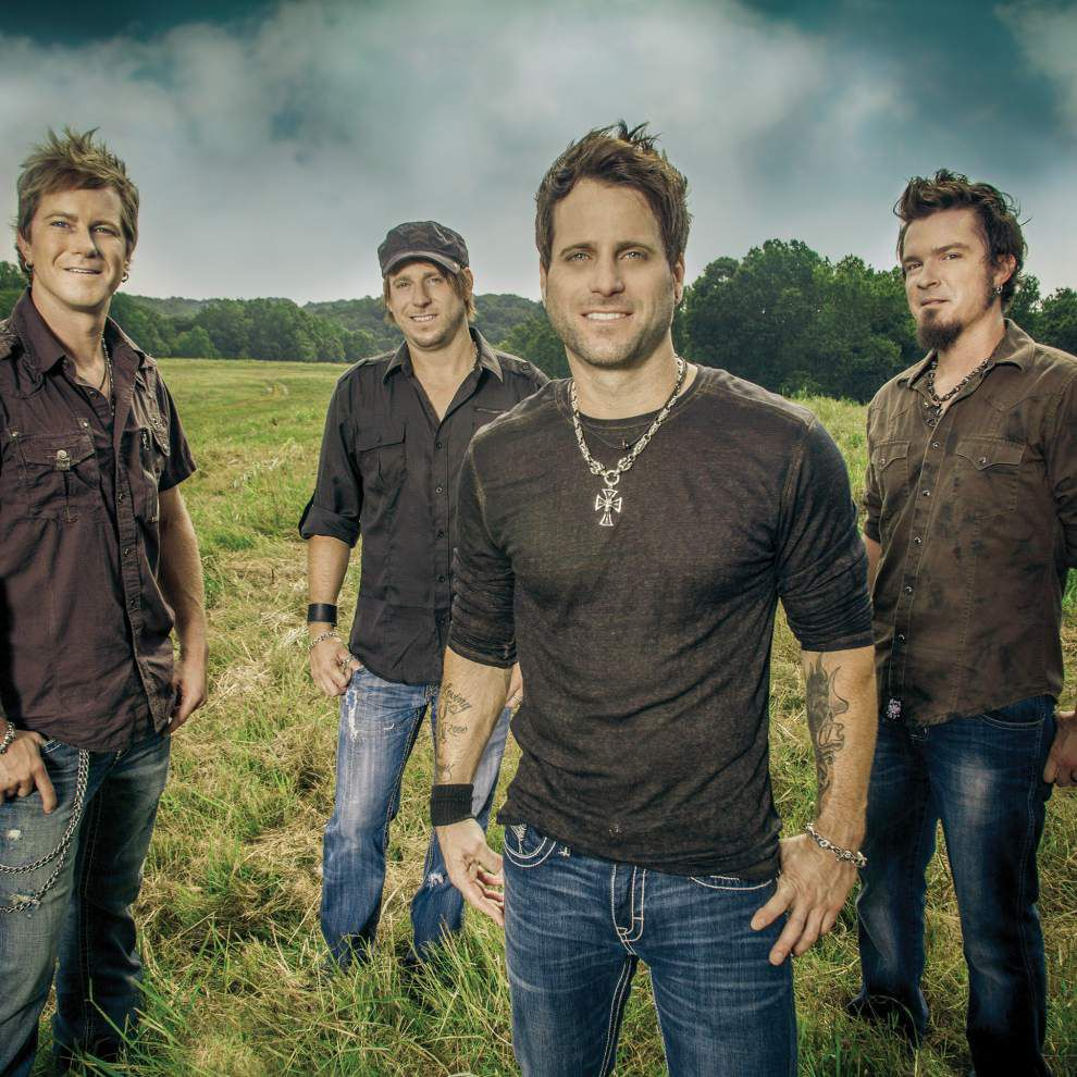 Making music is a family affair for Parmalee _lowres