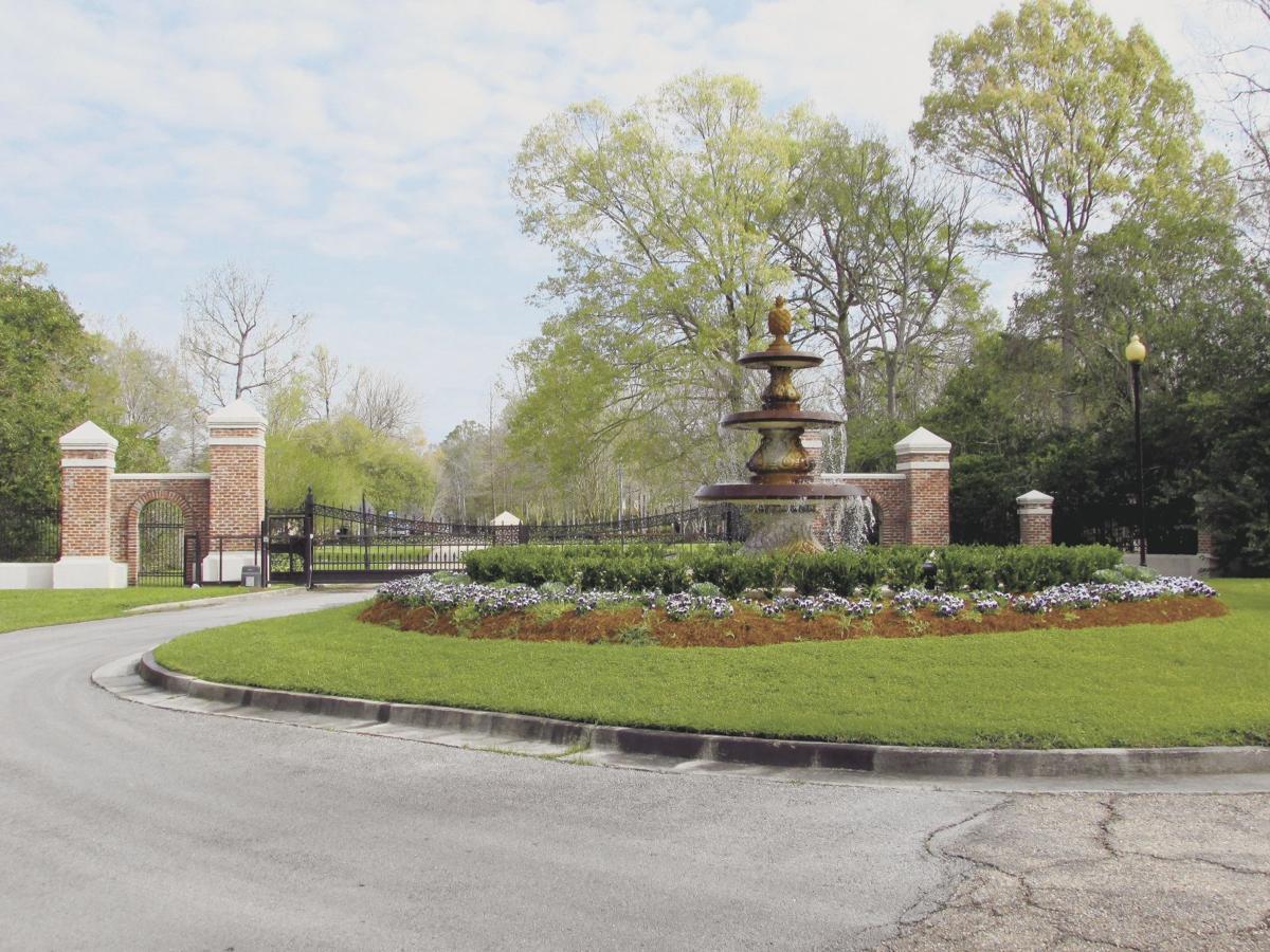 2118 Laurel Lakes Ave. - Entrance to neighborhood