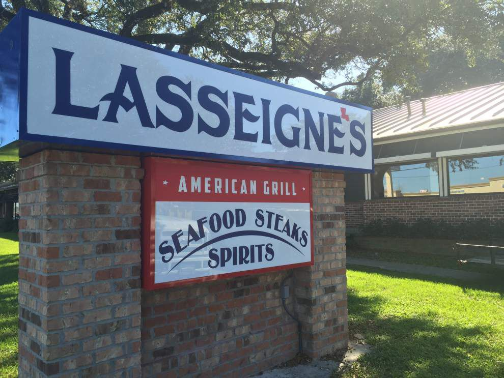 Lasseigne's American Grill opens Friday, offering such dishes as crawfish grilled cheese, seared grouper, Cajun Cuban _lowres