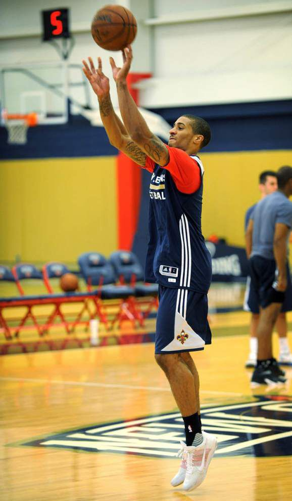 Rod Walker: Gary Payton II has a tougher road to the NBA than his Hall of Fame father _lowres