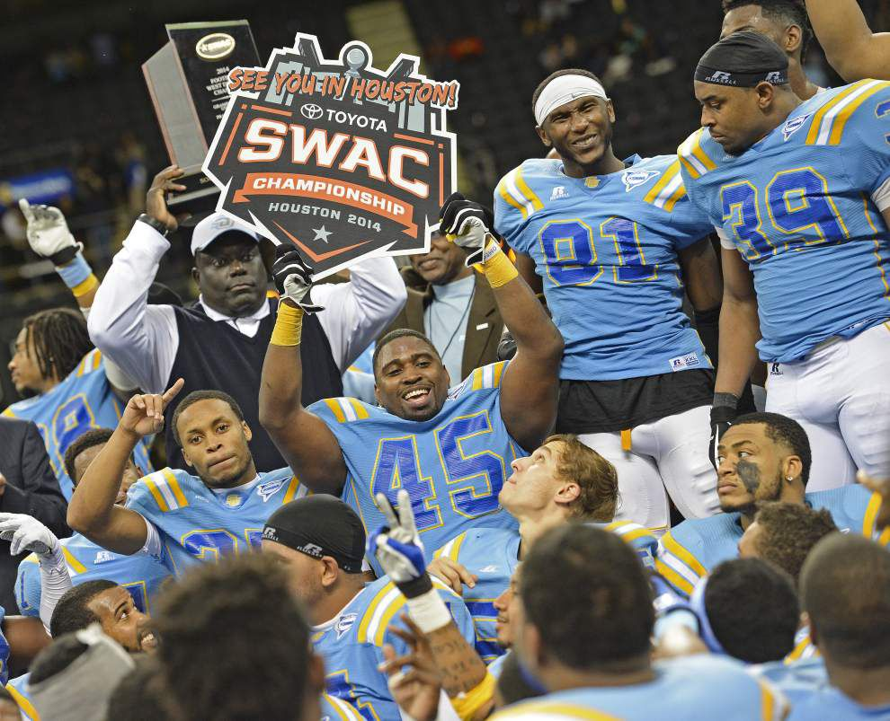 NCAA extends Southern's postseason ban _lowres
