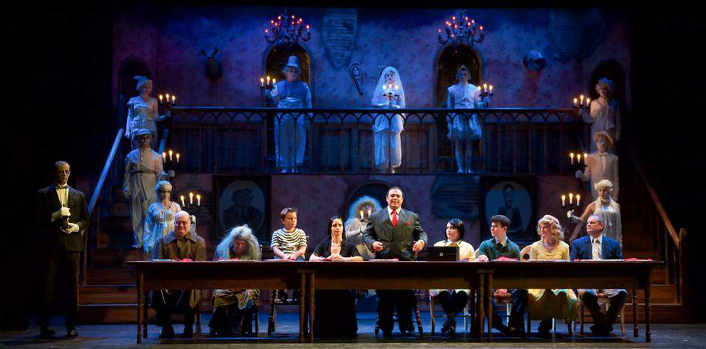 For 'The Addams Family,' Rivertown creates a creepy and spooky post-Halloween musical _lowres