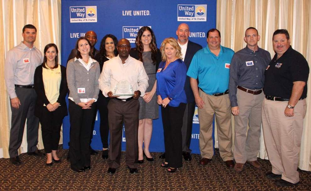 United Way of St. Charles sets fundraising record _lowres