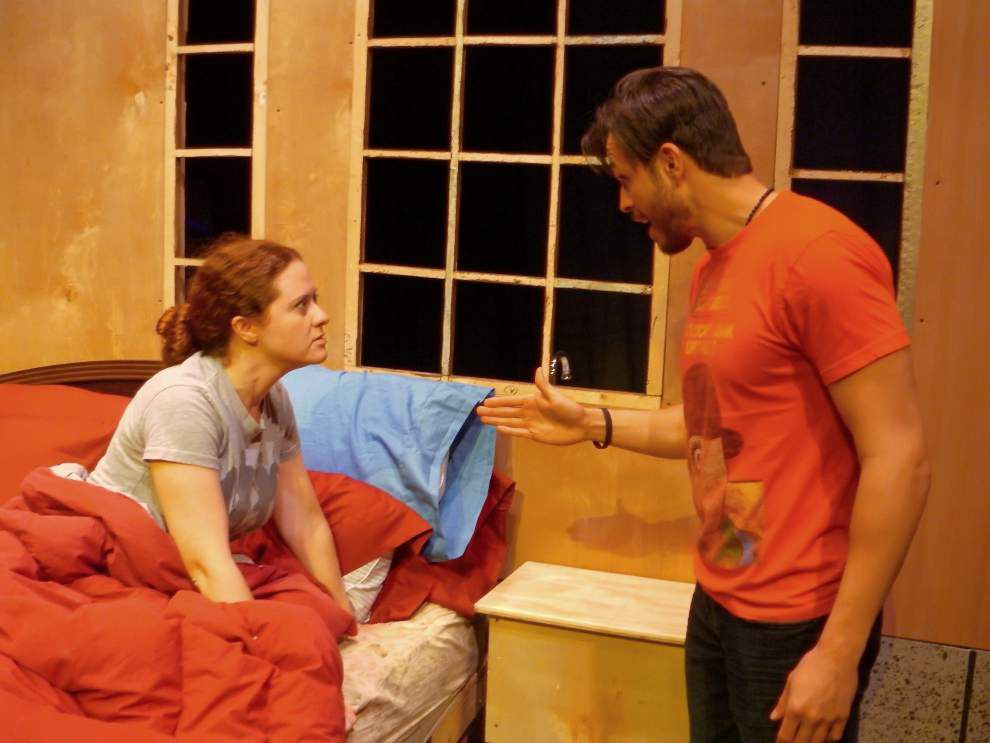 Director, actors re-examine a play about how we change over time _lowres