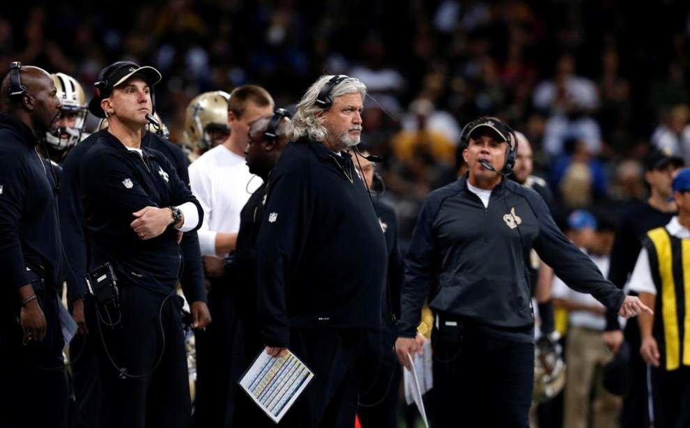 Comparing the Saints' defensive numbers with Rob Ryan and Dennis Allen at coordinator _lowres
