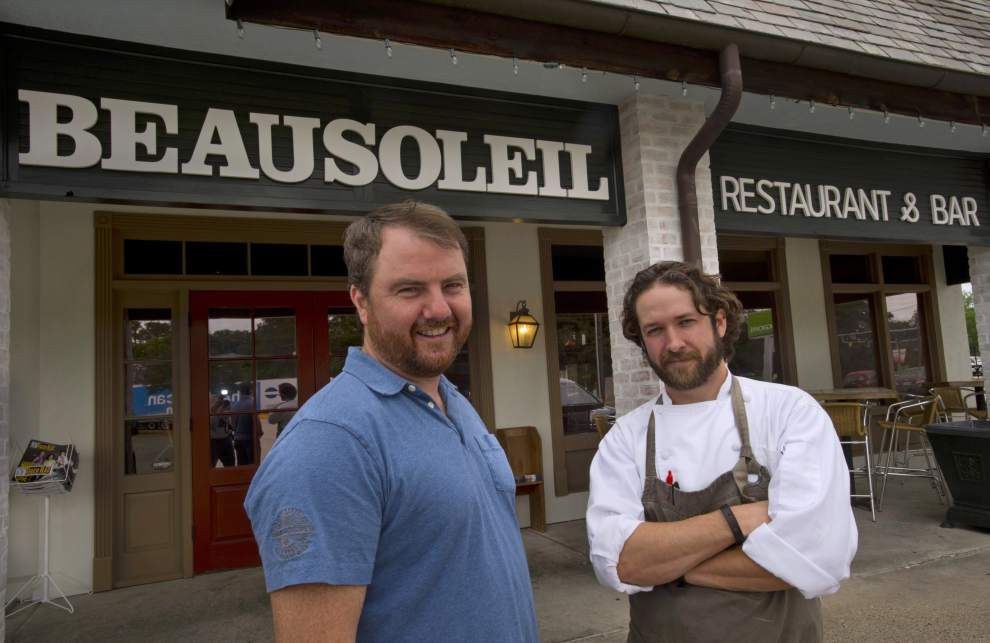Beausoleil's Nathan Gresham on his journey as chef -- and a fall event that'll 'open people's eyes' about Baton Rouge cuisine _lowres