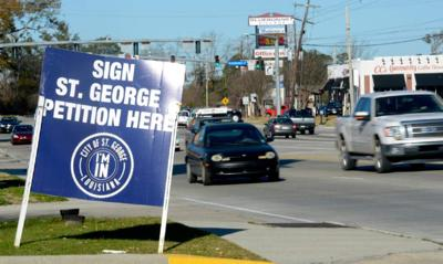St. George campaign, letters to residents stir emotions _lowres