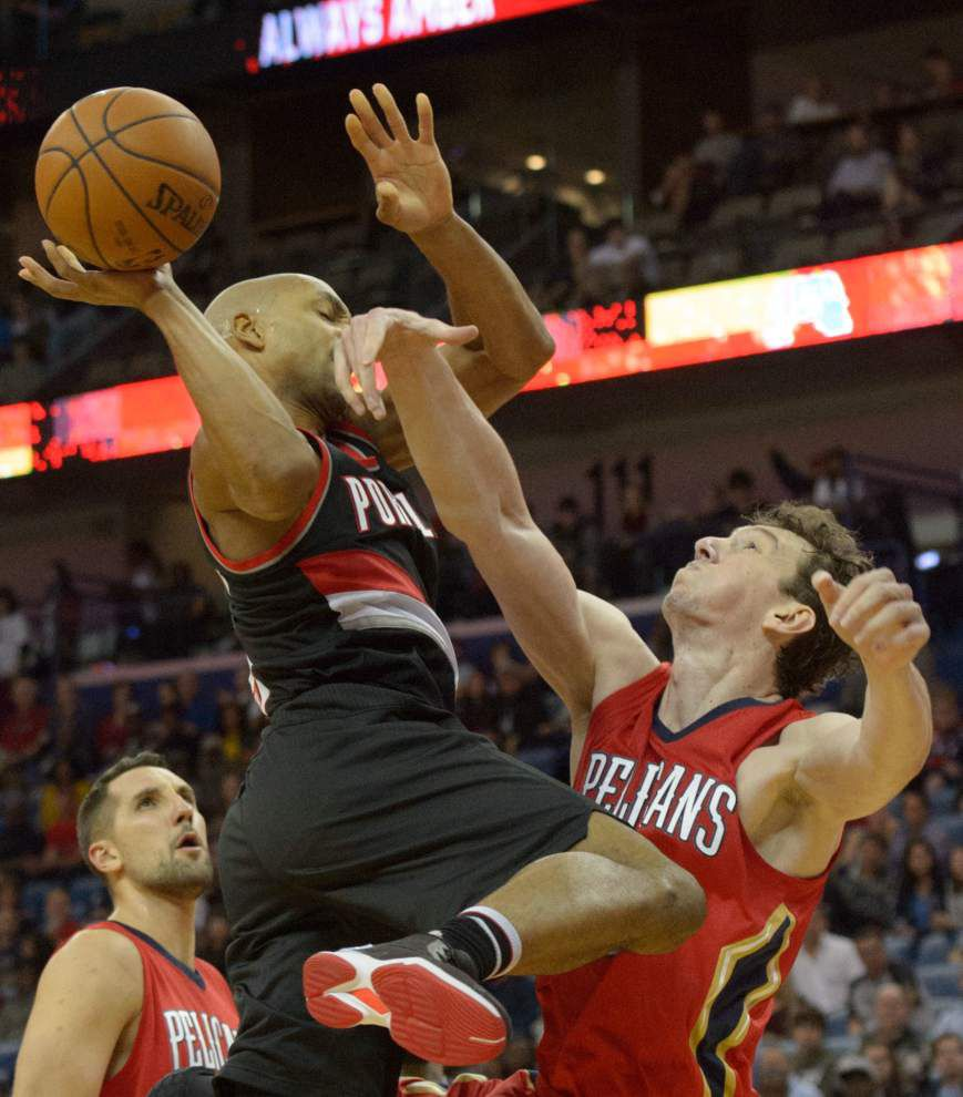 Dell Demps expects return to form for Omer Asik _lowres