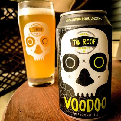Tin Roof Brewing Voodoo Pale Ale