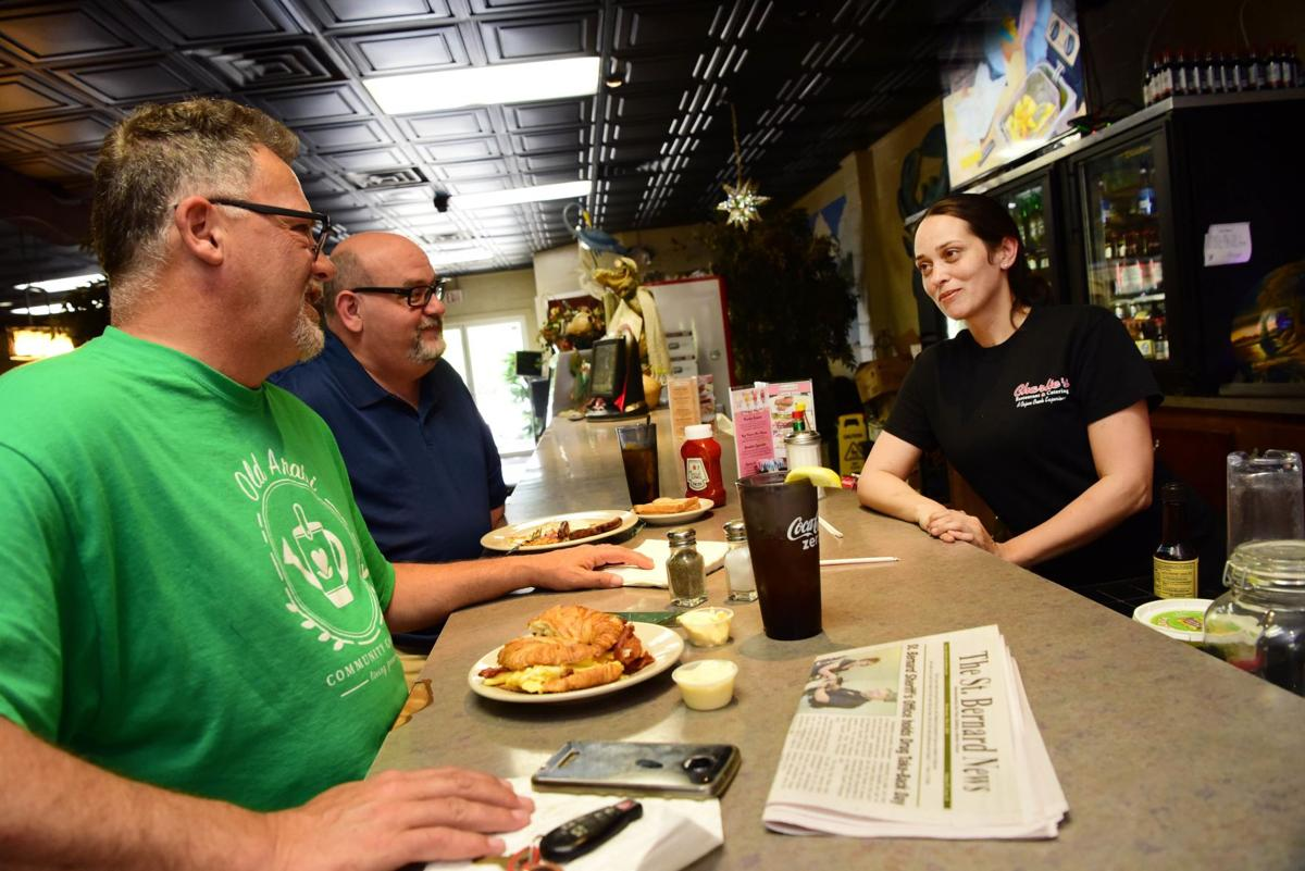New restaurants are joining old favorites in St. Bernard Parish_lowres