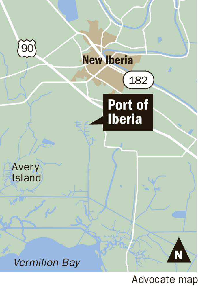 Judge clears way for seizure, sale of private land at Port of Iberia _lowres