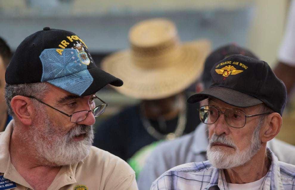 Senate backs bill to improve health care for veterans _lowres