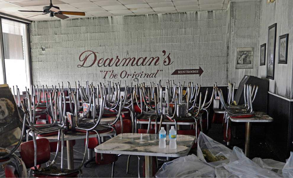 Dearman's set to reopen in Bocage Village later this year after heavy fire damage _lowres