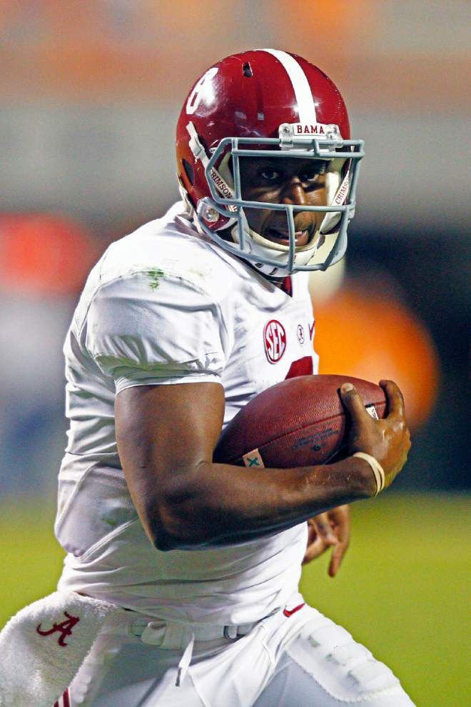 The other side: A look at Alabama quarterback Blake Sims _lowres