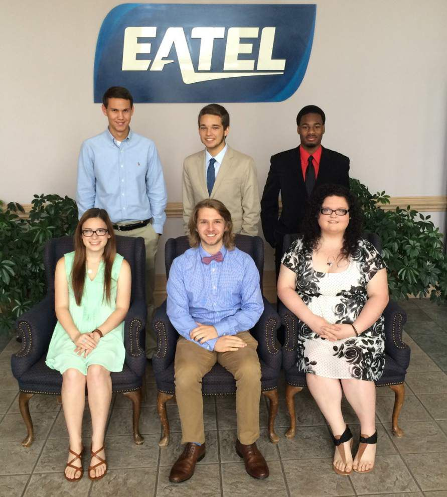 Top Scholars honored by Eatel, awarded $250 _lowres