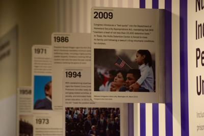 New exhibit at Ogden profiles history of mass incarceration, imprisonment in U.S._lowres