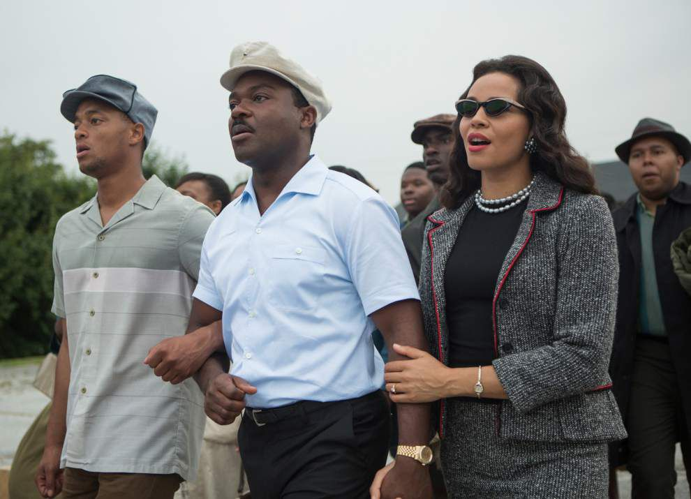 Ava DuVernay and David Oyelowo on their journey to 'Selma' _lowres