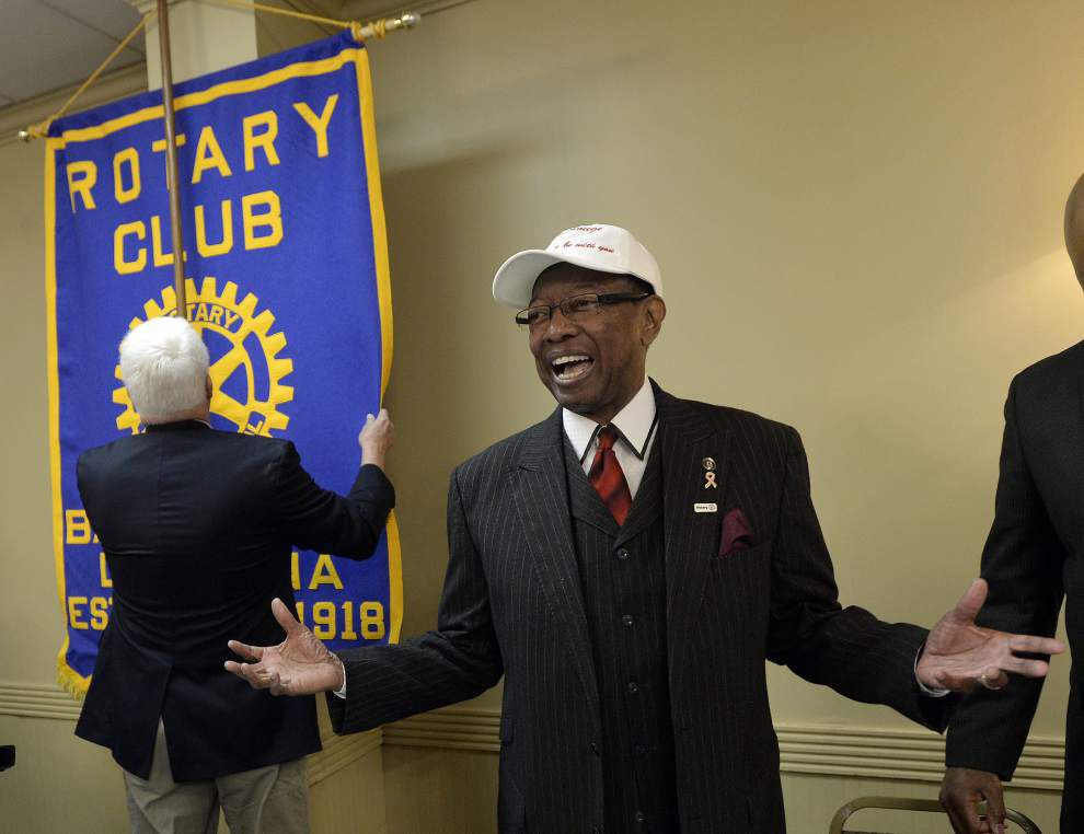Kip Holden gives final State-of-the-Parish address: 'I'm the luckiest guy in the world' _lowres